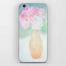 de belles fleurs iPhone Skin