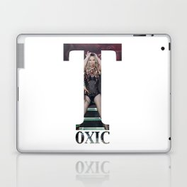 Britney Toxic Laptop & iPad Skin