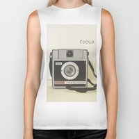 focus Biker Tanks featuring Focus by ShadeTree Photography