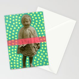 I Want Neon Candies Stationery Cards