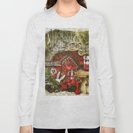 Queen of the Hearts Long Sleeve T-shirt