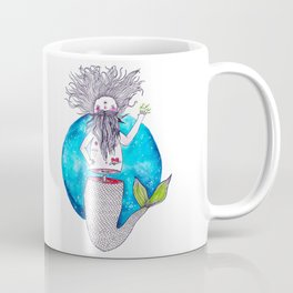 Merman of the Universe Coffee Mug