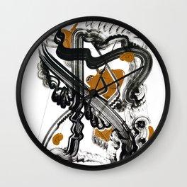 Holler Wall Clock