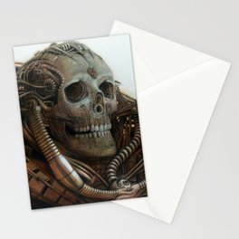 The Timetraveller II Stationery Cards