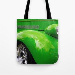 Green Machine Tote Bag