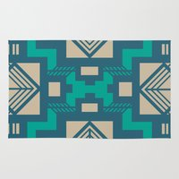 gatsby Area & Throw Rugs featuring Gatsby by Kozza
