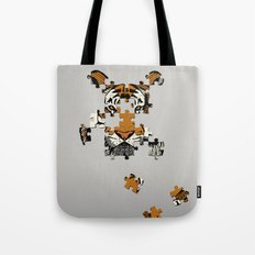 The Tiger Tote Bag