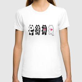 Panda Anatomy T-shirt