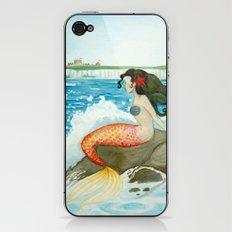 The Little Mermaid iPhone & iPod Skin