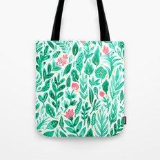 June Blooms Tote Bag