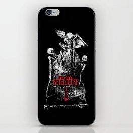 Betelgeuse Grave iPhone Skin