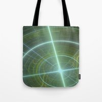compass Tote Bags featuring Compass by C Juarez
