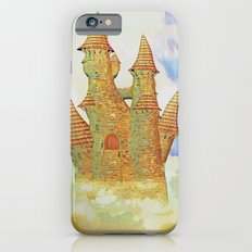 castle in the sky iPhone 6s Slim Case