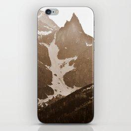 Snowy Peak iPhone Skin