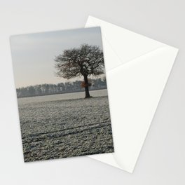 Winter in Yorkshire Stationery Cards