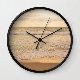 Beach Vintage Wall Clock