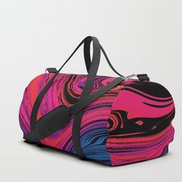 Melted Duffle Bag