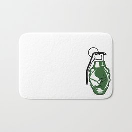 *too young to die. Bath Mat