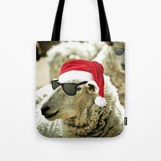 Tis The Season - Sheep Tote Bag