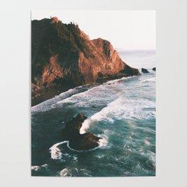 Oregon Coast V Poster