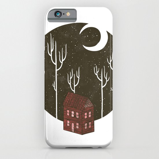 At Night iPhone & iPod Case