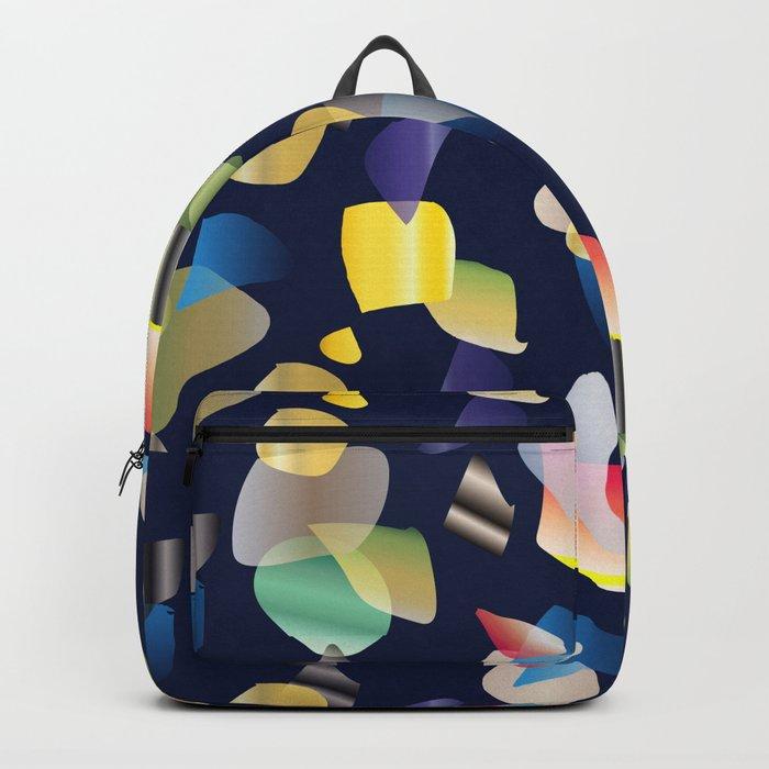 Random shapes Backpack