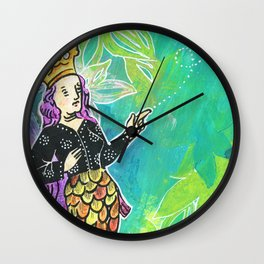 In the Deep Wall Clock