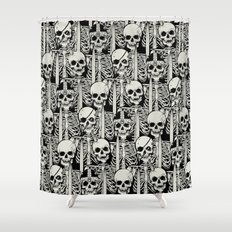 Army of Darkness Shower Curtain