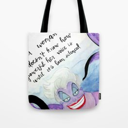 Advice from a Sea Witch Tote Bag