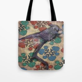 Weird bird Tote Bag