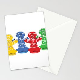 Candy Board Game Figures Stationery Cards