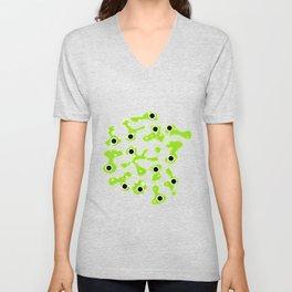 Slime Unisex V-Neck