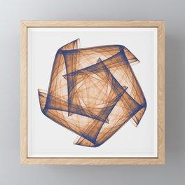 Strange Attraction 1 Framed Mini Art Print