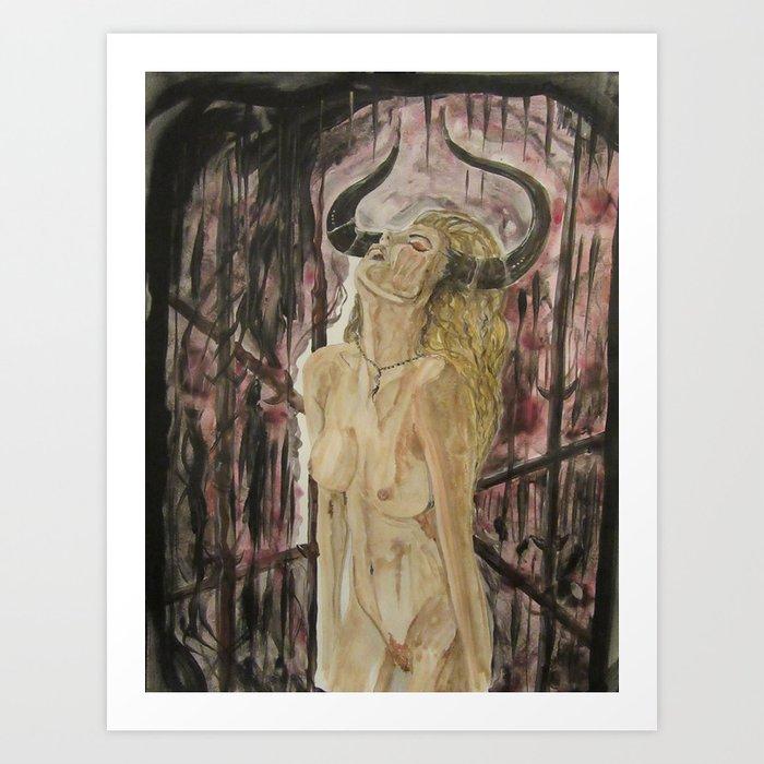 Exalted Art Print