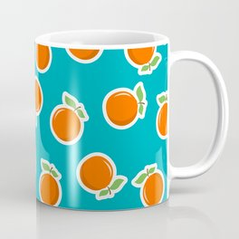 Zesty Orange Coffee Mug