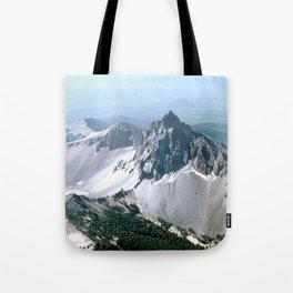 Mount Thielsen, Oregon Tote Bag