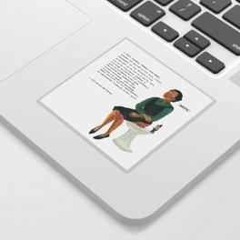 Rosa Parks Sticker