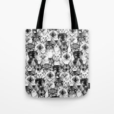 just cats Tote Bag