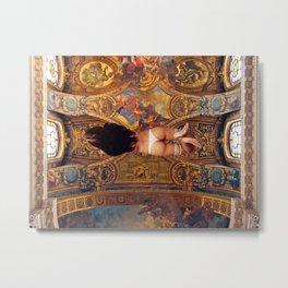 Luxe Float Metal Print
