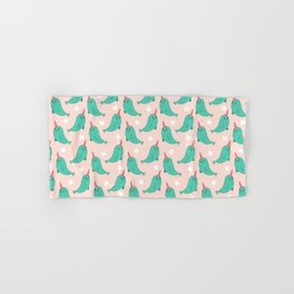 Narwhal Loves You Hand & Bath Towel