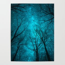 Stars Can't Shine Without Darkness Poster
