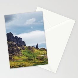 The Old Man Of Storr Stationery Cards