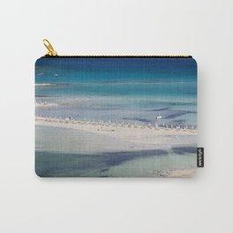 balos beach,greece Carry-All Pouch