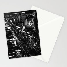 Dark Depths of Las Vegas Stationery Cards