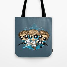 Light Side Tote Bag