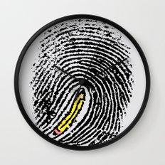 Creative Touch Wall Clock