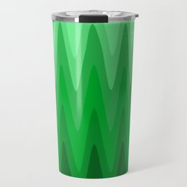 Modern Grass Travel Mug