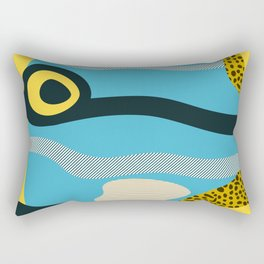 Tropical fish 4 Rectangular Pillow