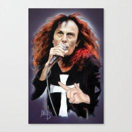 Ronnie Canvas Print