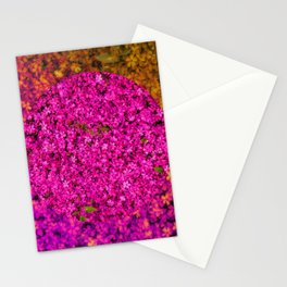 Million Flowers Stationery Cards